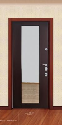 зеркала над входной дверью