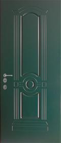 железные двери крашеные подольск